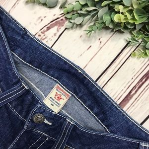 True Religion | Billy Straight Leg